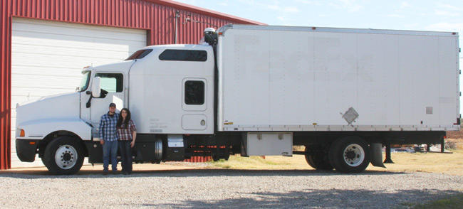 Expeditor Trucks For Sale >> Expediter Services : Fast Track News