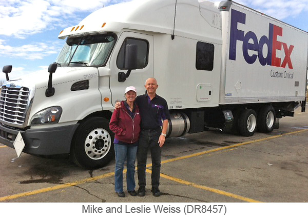 mike and leslie weiss dr8457